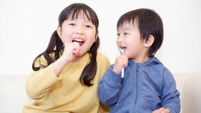 子ども歯みがき